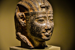 King (Egyptian 300-200 BC) at Walters Art Museum Baltimore, MD (mbell1975) Tags: sculpture usa art statue museum us md king gallery museu maryland baltimore musée musee m bust egyptian museo muzeum walters waltersartmuseum müze museumuseum