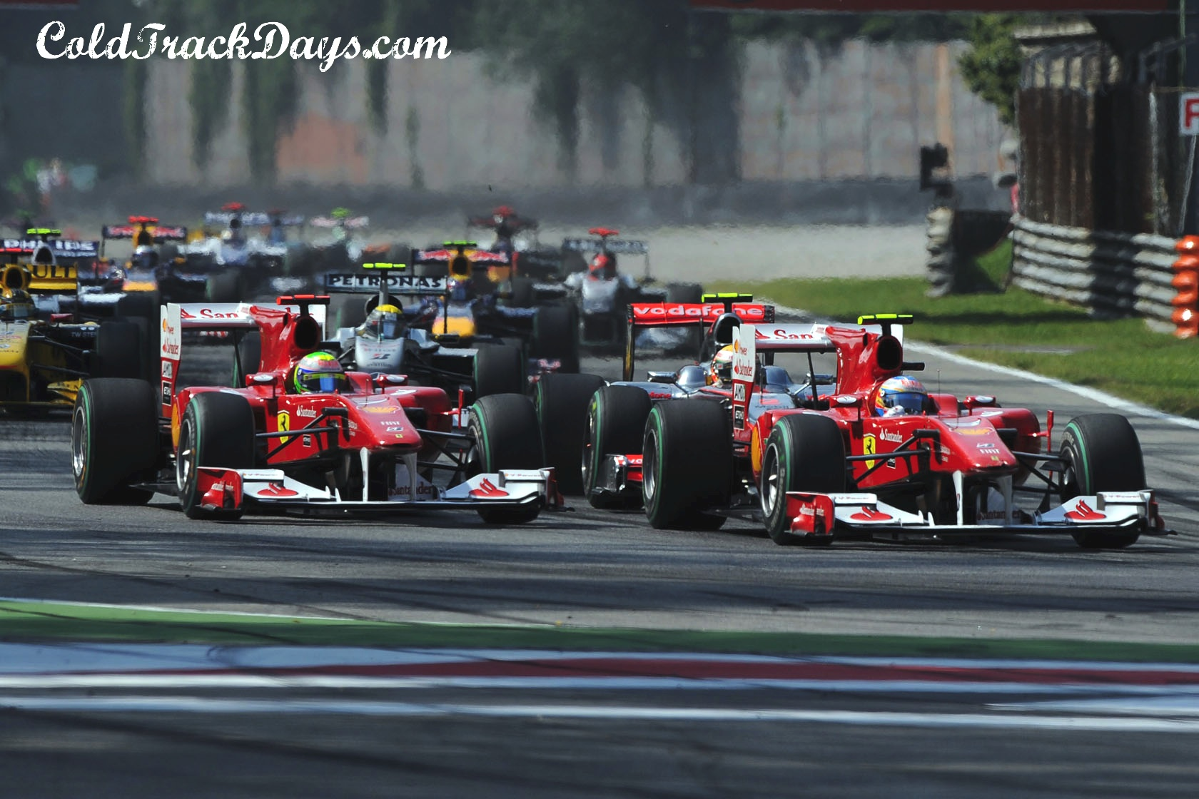 2010 ITALIAN GRAND PRIX // RACE RESULTS