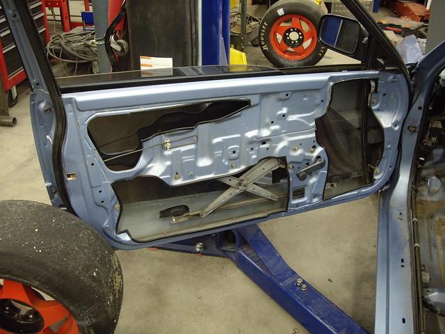 Let S Gut A Door For A Track Car Honda Tech Honda