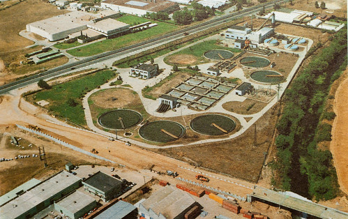 Depuradora Oeste de Alcalá de Henares (1987)