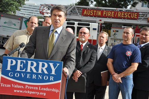 TX State Assoc. of Fire Fighters Endorsement