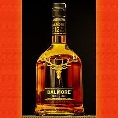 Cheers Scotty! (tlchua99) Tags: shot whiskey single whisky product 12years malt dalmore 550d