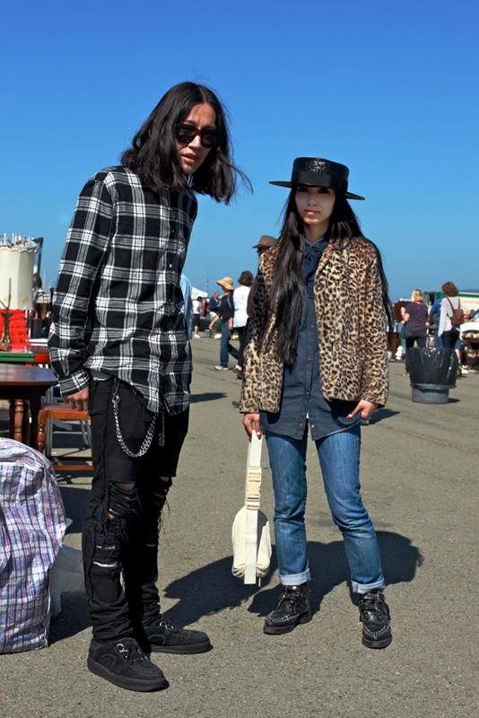 yusukeyumi_qshots - alameda street fashion style