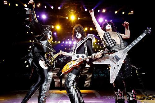 Kiss - 09-11-10 - DTE Energy Music Theatre, Clarkston, MI