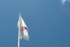 Texas Independence flag (stevesheriw) Tags: texas goliad goliadcounty presidio nationalhistoriclandmark nationalregisterofhistoricplaces 67000024 presidionuestrasenoradeloretodelabahia labahia 1749 spanishcolonial architecture fort flag texasindependence