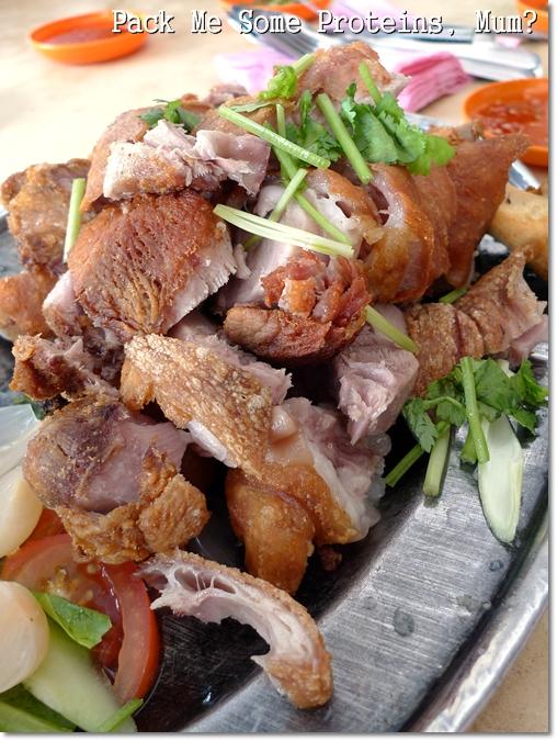 Crispy Pork Knuckle @ Swee Garden2