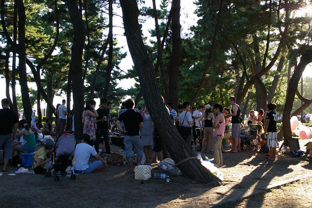 beach & party