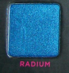 urban decay NYC Book of shadows vol.III radium
