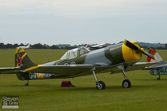 G-JYAK - 853001 - Aerostars Team - Yakovlev Yak-50 - Duxford - 100905 - Steven Gray - IMG_6080