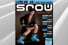 SNOW 48 MARKET - lyže 2009-10
