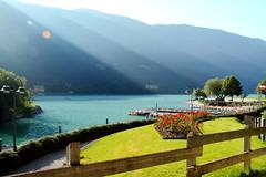 Molveno (r o b i n - h o o d) Tags: light lake lago luce molveno robertoonidi