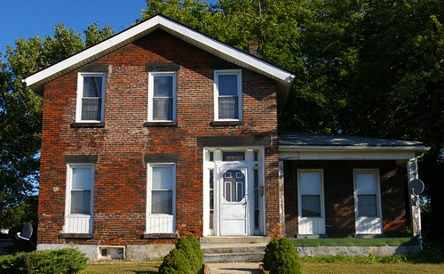 Leonard Parks residence