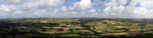 Panorama: brecon