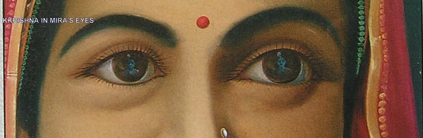 Look at the beatiful eyes of Mira, which reflect the whole universe