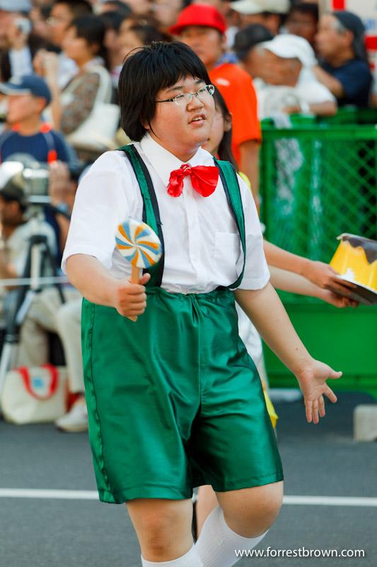 2010 Asakusa Samba Carnival Parade Japan Tokyo Sexy Costume Strange Festival