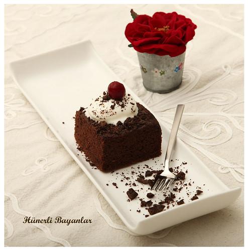 Pudingli Kek
