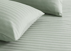 Egyptian Cotton Duvet Cover - Duck Egg