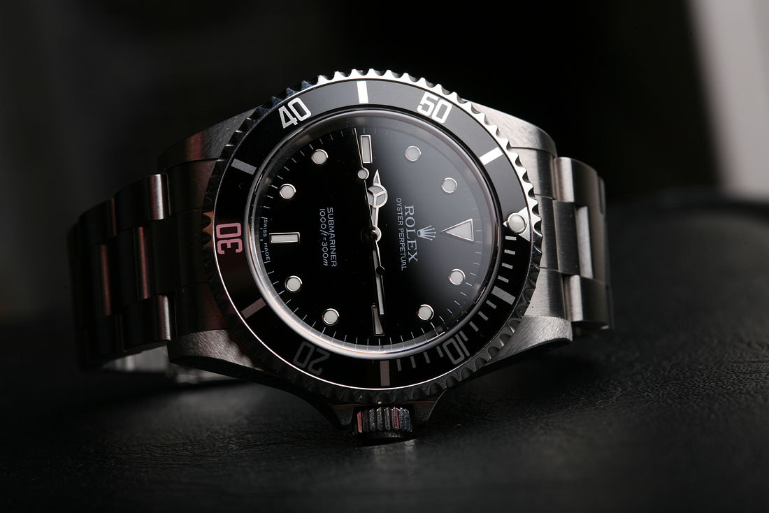 rolex submariner date sex norge