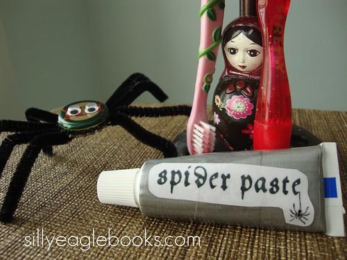 spider paste
