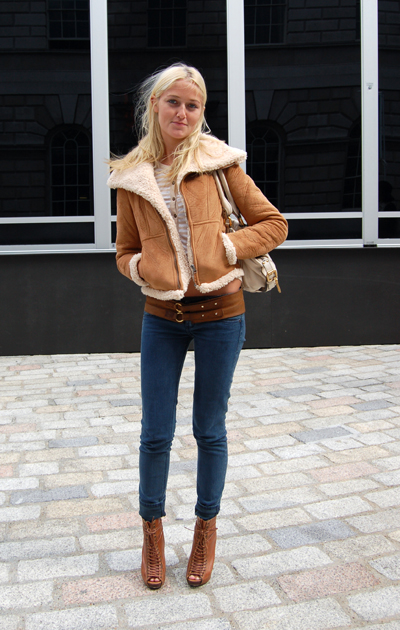 shearling