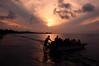 Last Night in Galapagos (blinkingidiot) Tags: light sunset shadow sea expedition silhouette last island boat ship dusk magenta galapagos shore return guide mygearandme mygearandmepremium blinkagain rememberthatmomentlevel1 flickrsfinestimages1 flickrsfinestimages2 vigilantphotographersunite vpu2 vpu3 vpu4 vpu5 vpu6 vpu9 vpu10