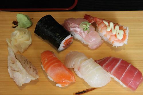 Hokkaido Sushi_Sushi