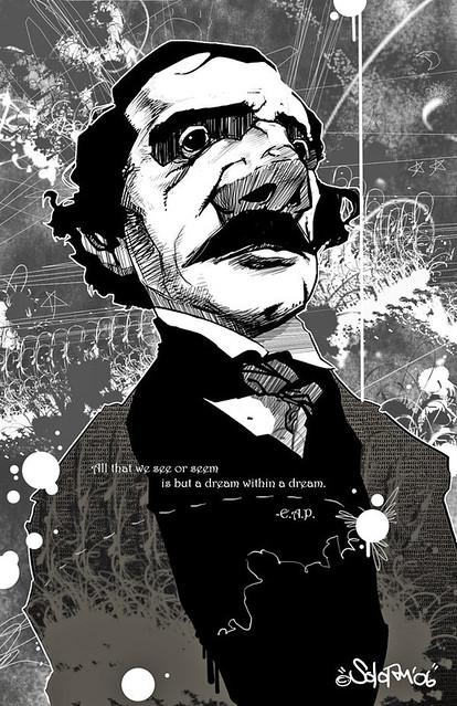 Edgar_Allen_Poe____by_SOLO_RM