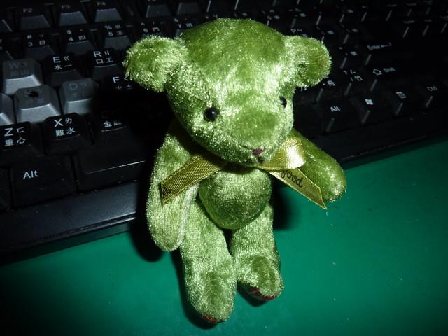 當年的小熊