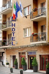 Hotel Exterior - Best Western Spring House, Rome, Italy