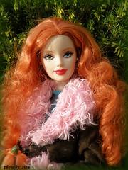 Lucy (vikk007) Tags: autumn doll jasper barbie greeneyes redhair mattel electropop irishdance festivalsofworld dynamitegirlsbody