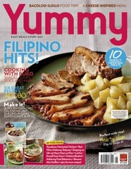 Yummy September 2010 Cover