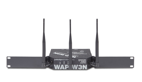 New Pakedge WAP-W3N Wireless-N Access Point With n-Band Capability Is Ideal for High-Throughput Video Streaming in Home Networks and Custom Installations