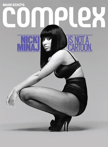 Nicki Minaj Covers Complex Magazine