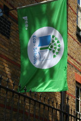 Eco school in Maida Vale