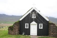 Igreja de Saurbæjarkirkja Islândia