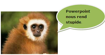 powerpoint stupide