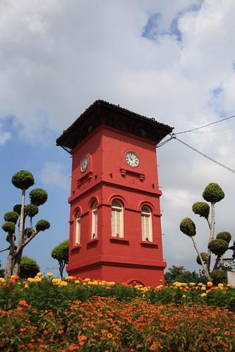 Christ Church, Melaka Malaysia