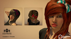 PlayStation Home: Katie