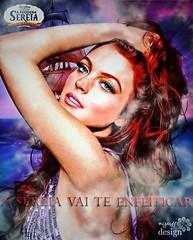 A Sereia Vai Te Enfeitiçar (NIZER FONTOURA ARTIST) Tags: ariel that real design shine princess little you magic lindsay can disney collection imagine they everything mermaid become lohan pequena sereia