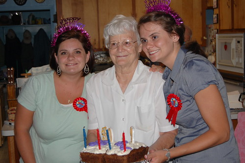 April, Granny and Emma