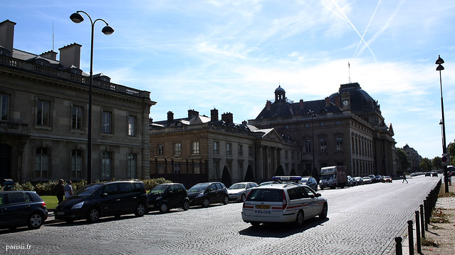 Avenue de la Motte-Picquet