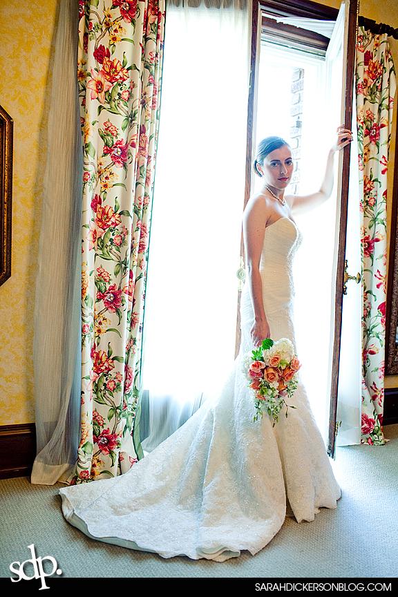 Kansas City wedding photographs Loose Mansion