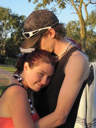 Rhea and Tony