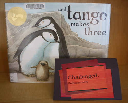 """And Tango Makes Three"" by Peter Parnell and Justin Richardson"