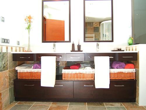 Unika, muebles baño, cocina, barcelona: MUEBLES BAÑO