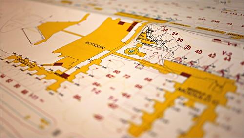 Mapa del aeropuerto de Palma
