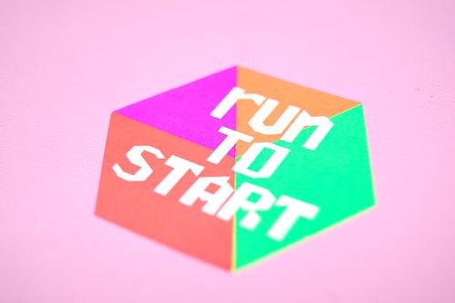 run to start