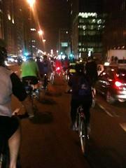 Y! Social Bike - Passeio noturno dia mundial sem carro - 7