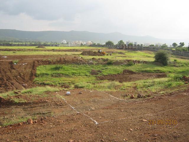 Tata Inora Park - Katraj Saswad State Highway - Undri Pune - Site development!