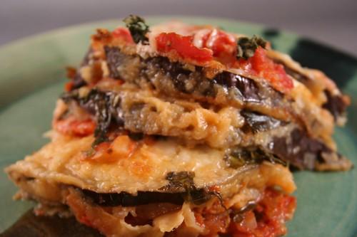 Eggplant Parmesan (gluten-free) - Tasty Yummies